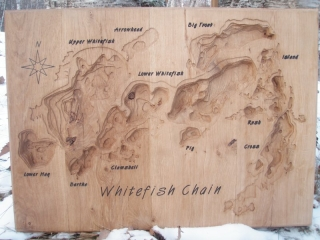 Whitefish Chain